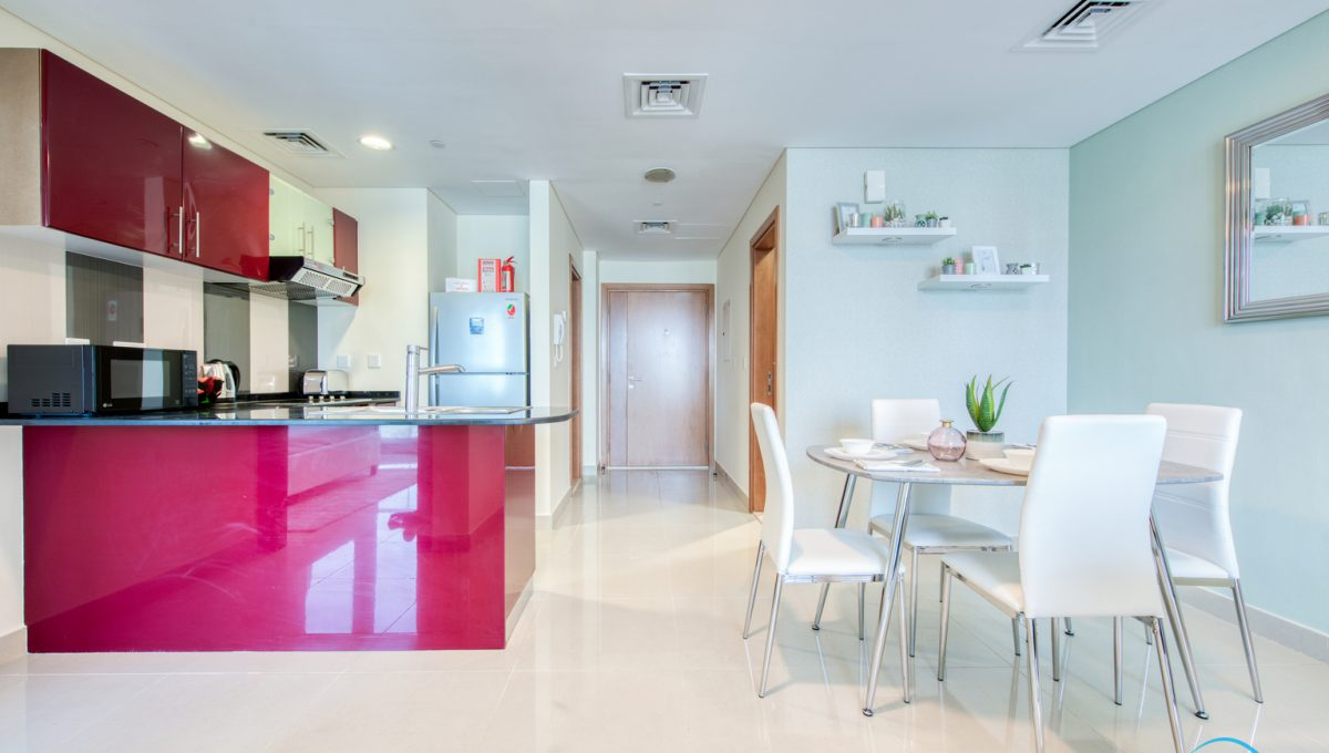 Apartment for rent in Ocean Heights daily